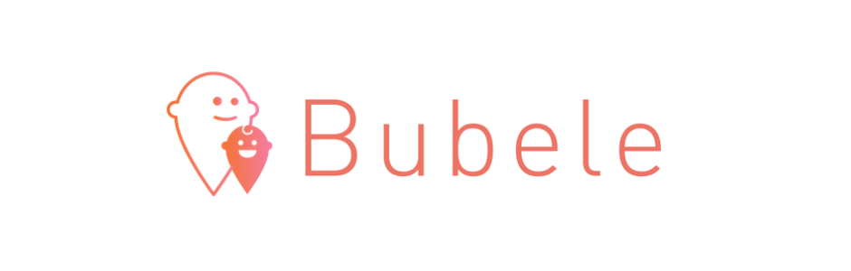 Bubele app, company logo