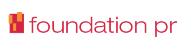 Foundation PR, logo