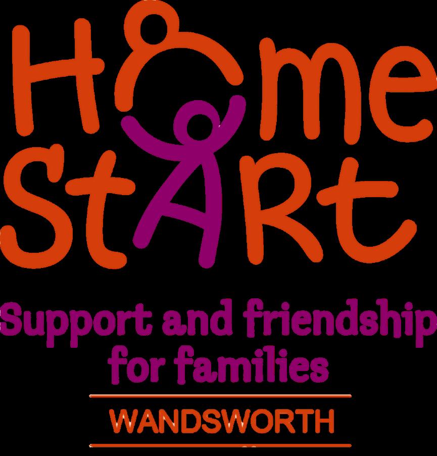 Home Start Wandsworth, logo