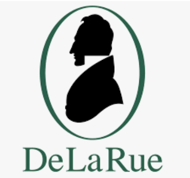 De La Rue Plc, company logo