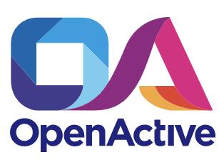Open Active, logo